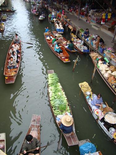 Klong Canal -   Bangkok