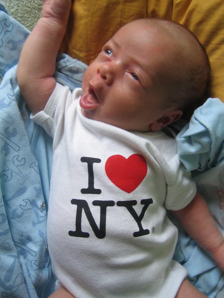 I Love New York [Abe]