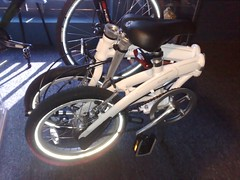 My new ride III: Dahon Curve D3