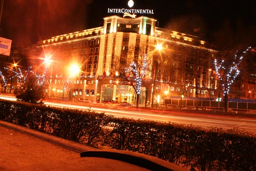 Hotel Intercontinental (Madrid) por 'Thomas Crown (ex bodhilito).