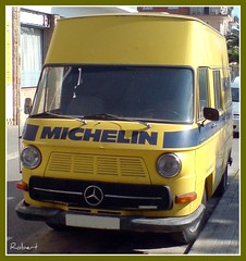 1980 Mercedes N1300 (.Robert.) Tags: robert mercedes van 1980 michelin furgoneta n1300 mercedesn1300