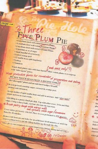 pie hole recipe