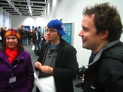 Nat, Tom and some homeless guy