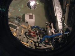 Soyuz T6 Interior