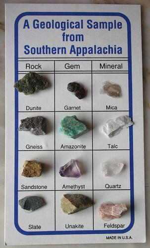 A rocks sample....