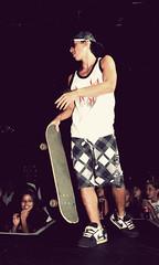 (TashaLoz) Tags: show hot fashion vintage hawaii action walk teens style clothes skateboard pipeline mid hurley pac