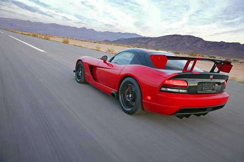 Фотки Нового Dodge Viper SRT-10