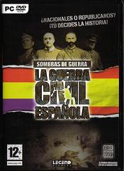 Sombras de guerra. La guerra civil española