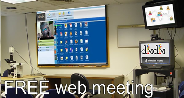 dimdim Free web meeting