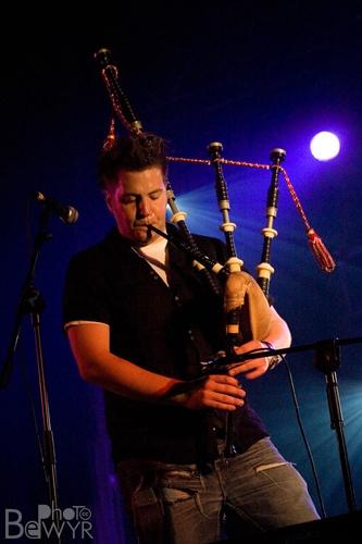 Festival de Orejo: Finlay McDonald Band