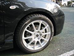 Mazda Axela Sports 23S  with PIRELLI Winter SOTTOZERO W210