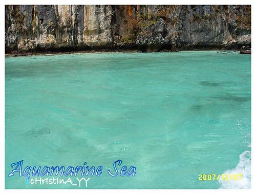 Aquamarine Sea