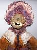 Victorian Skull Art Doll 88
