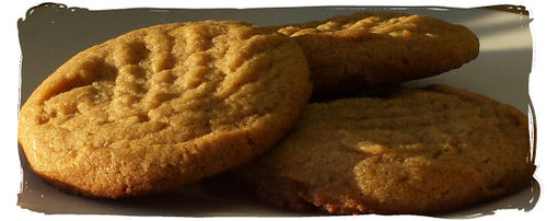 Delicious and crazy peanut butter cookies