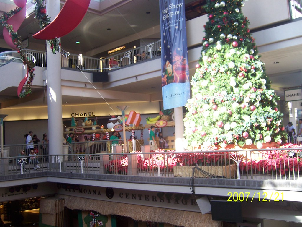 ala moana shopping center hawaii