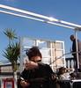 Eh! (Photocapy) Tags: sunglasses catalonia we catalunya sitges godfather pate sonnenbrille newyearsday italians añonuevo wir nosotros italiani zonnebril wij gafasdesol theswarm nieuwjaarsdag italianen italiäner peetvader