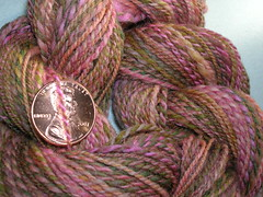 Creatively Dyed handspun