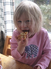 Store-bought Pizza Girl 3