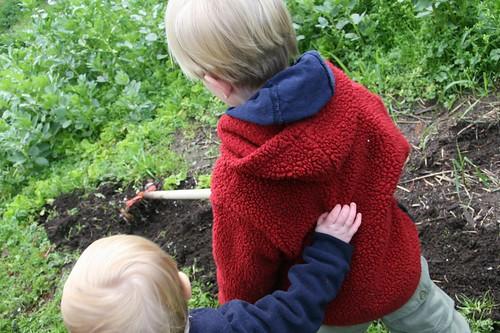 Brothers Gardening