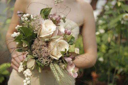 2269285210 5dd0280669 15 modelos para bouquet de noiva com trigo