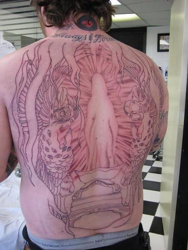 Bird's Tattoo 6