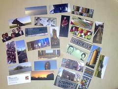 Moo.com Business Cards (markhillary) Tags: me cards flickr photos moo business moocom moome kobayashihillary