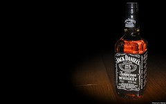 Jack Daniel's (partybooper_rob) Tags: wood table jack drink whiskey daniels whisky tisch