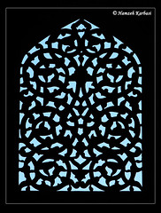 Patterns Dance -   (Hamzeh Karbasi) Tags: light window silhouette architecture dance flickr pattern iran mosque explore  esfahan oldcity  isfahan    naghshejahan   hamzeh  karbasi lutfollah     sheykhlotfolah reyhaneh 322onflickrexplore