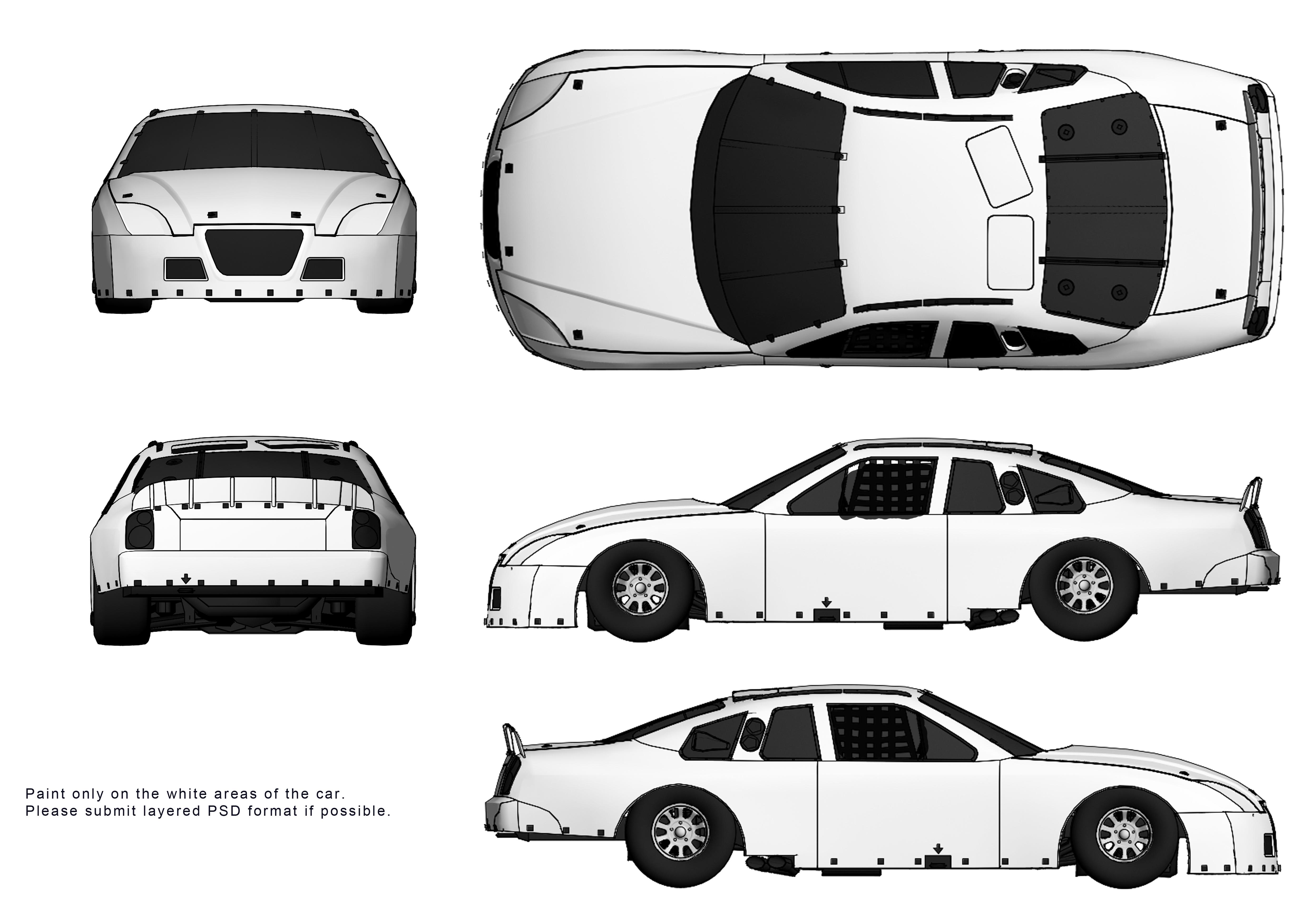 Design Your Own Custom Car Design For Burnout