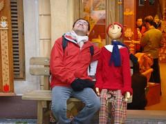 Liar (Fundo de Garrafa) Tags: prague pinocchio marionette