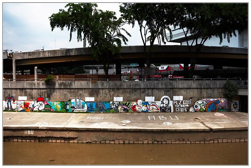 Opposite Pasar Seni LRT