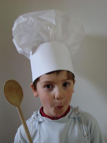 Extrêmement Toque de cuisinier LI22