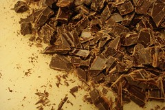 Chocolate Chocolate Muffins