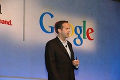 Dave Girouard, GM of Google Enterprise