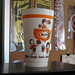 A&W Burger Family cup