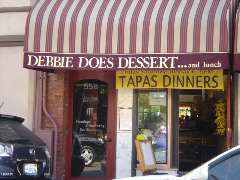 Debbie Does Dessert