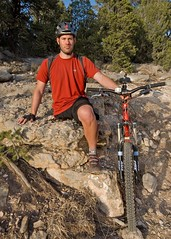 Determined (benrobertsabq) Tags: sport cyclist cancer athlete survivor amputee prosthetic hipdisarticulation brettweitzel