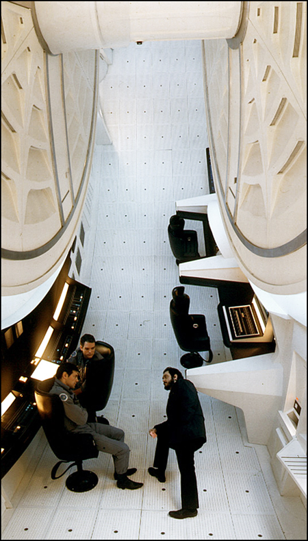 Kubrick directs