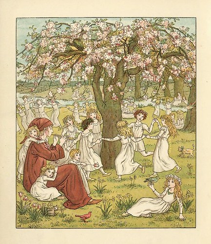 The pied piper of Hamelin-Ilustrated by Kate Greenaway-1888