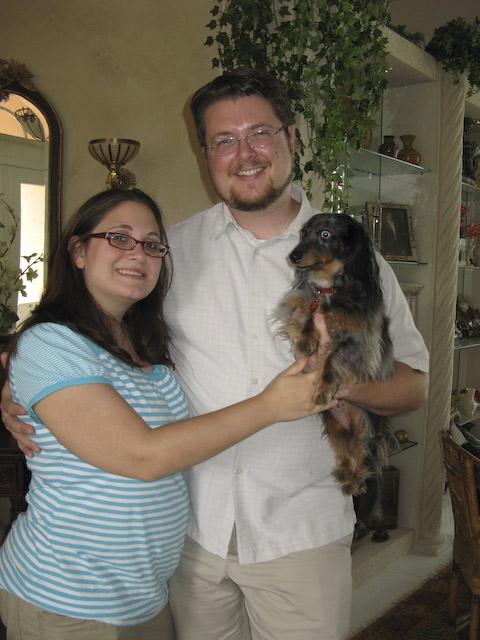 Me, Adrian & Maya