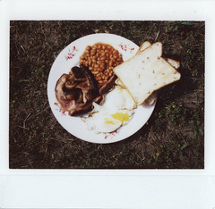 a variation on a theme (bobby stokes) Tags: food film breakfast polaroid mushrooms bacon fuji toast egg toycamera lofi meat sausages instant fujifilm analogue feb bakedbeans fryup fullenglishbreakfast trashcam fujicolor fullenglish fotorama fujifilmfotoramaslimace slimace