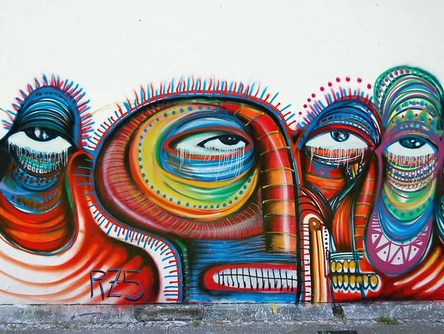 Mural Universidad Nacional