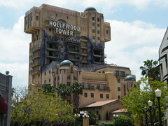 Hollywood Tower of Terror at Disney's California Adventure Park