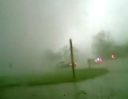 Novinger, Missouri Tornado On May 13, 2009
