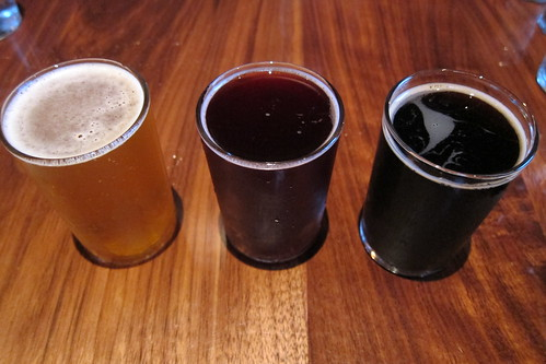 City Tavern: Beer Trio