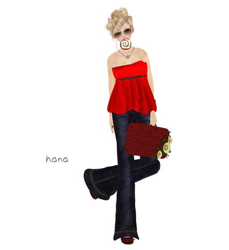 .:SU:. Creation Red dress