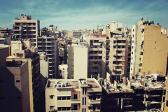 Beirut | Lebanon, March 2014 (Sebastien BERTRAND) Tags: city lebanon canon buildings streetphoto beirut ville beyrouth liban downton immeubles photoderue eos40d canon40d fotomato sebfotomato sbastienbertrand sebastienbertrand