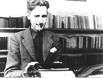 George Orwell (foto: The New Paradigm)
