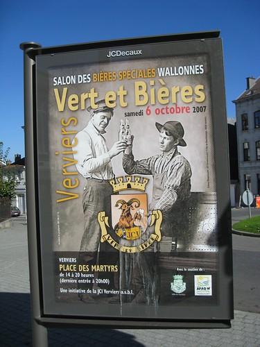 Salon des bières spéciales