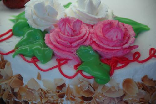 Mmmmm, Cake! Omonia Cafe